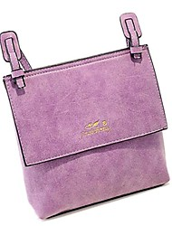 Women's Purple Crossbody Bag