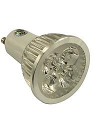 GU10 4 W 4 High Power LED 360-400 LM Warm White/Cool White/Natural White Spot Lights AC 85-265 V