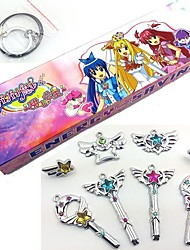 Balala the Fairies Cosplay Jewelry Suit(Includes Earrings & Necklace)8Pcs