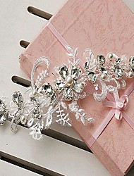 Luxury Strip Type  Bride Headpieces