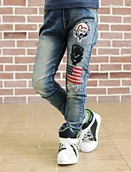 Boy's Denim Jeans , Fall/Winter/Spring