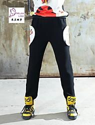 2014 collezione inverno santa baby face hip-hop haroun pantaloni pantaloni per donna milanlisa®