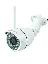 KAVASS®720P Megapixels Wireless Night Vision Outdoor IP Camera (Waterproof, IR, Free P2P)