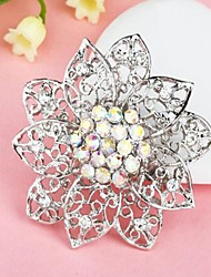 Women's Alloy Brooch As the Picture