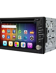 Rungrace Android 4.2 6.2 Inch In-Dash Car DVD Player Multi-Touch Capacitive with WIFI,GPS,RDS,IPOD ,BT,Touch,Screen