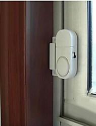 окна и входная дверь со взломом магнитный датчик сигнализация