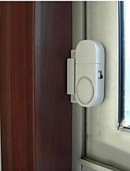 janela e porta de entrada roubo sistema de alarme sensor magnético