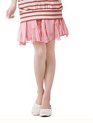 Stylish Two Ways To Ware Chiffon Skirt Pink
