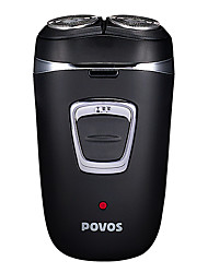1pc Povos® Electric Shaver with Acute Curve Razor and 360 Degree Follow-up Net Guard