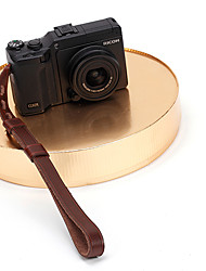 CAM-in CAM2051 Genuine Leather Wrist Strap for Camera