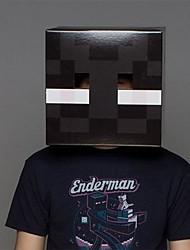 """12 """"exklusive Kopf Kostümmaske"""