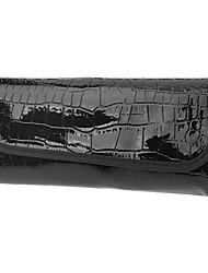 12pcs деревянный столб наборы Черный Аллигатор шаблон макияж кисти