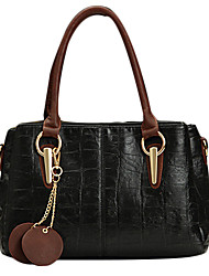 BLKL European Fashion Handbag Handbag (Black)