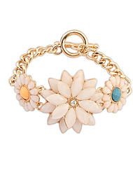 Bracelets Wrap ( Alliage/Acrylique ) Quotidien