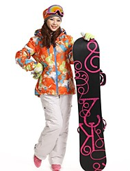 Outdoor Women's Clothing Sets/Suits / Woman's Jacket / Winter JacketSkiing / Camping & Hiking / Snowsports / Downhill / Cross-Country /