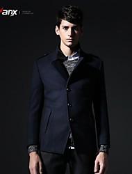 Genanx®Men's Business Trend Trench coat F040
