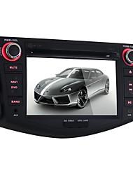 """android4.2.2 joyeuse 7 """"lecteur DVD de voiture 2 DIN pour Toyota RAV4 2006-2012 avec GPS, bt, rds, wifi, écran tactile capacitif"""