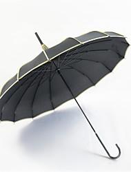 Unicolor Terylene Classic Lolita Umbrella