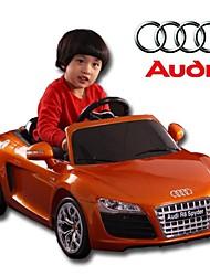 лицензированные Audi дети катаются на автомобиль тесто управлением г / с поездкой на игрушечный автомобиль ребенка электрический езды на автомобиле