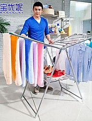 BYN Stainless Steel Collapsible Clothing Airer,160*64*99cm