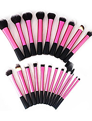22pcs Makeup Brushes set Professional Blush brush Eyeshadow Brush Lip Brush Super Soft Dense Amazing Complete Makeup Kit Cosmetic Brushes