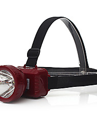 Kang Ming KM-191 Single-mode 1xCree LED Rechargeable Headlamp(Black)
