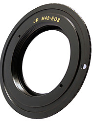 Jaray M42-eos M42 Adapter Ring for Canon EF