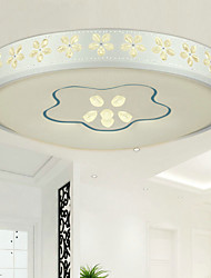 flores - teto de acrílico luz 110-240V