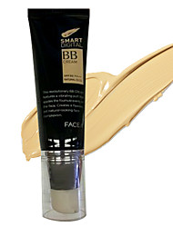 1 Foundation Wet Cream Long Lasting Face The Face Shop