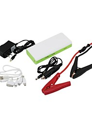 A3 12000mAh Multi-function Car Jump Starter for Cell Phones and 12VDC Power Supply for Car Devices