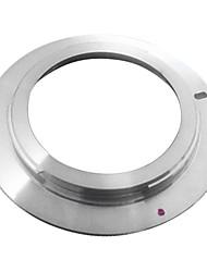 haute précision cuivre m42-ai anneau adaptateur pour m42 à Nikon