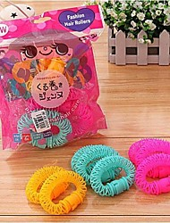 Fashional Quick Hair Curlers  (8 pcs/bag)