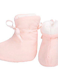 Baby Shoes - Casual - Stivali - Cotone - Rosa