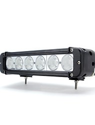 dy-sc3060 60w 5100lm 6000K 6-CREE LED weißes Licht Combo Offroad-Lampe (10-60v DC) (schwarz)