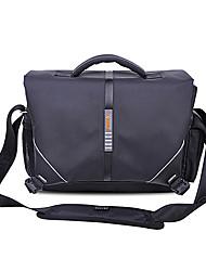 shenpai largen contiene un solo hombro bolsa DSLR profesional al aire libre para Canon y Nikon (35 * 24 * 15)