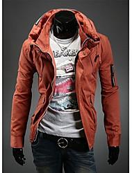FANNUO Men's Fashion Long Sleeve Jacket