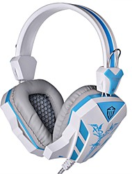 COSONIC CD-618 Headphones (Headband)ForComputerWithWith Microphone / Volume Control / Gaming / Noise-Cancelling