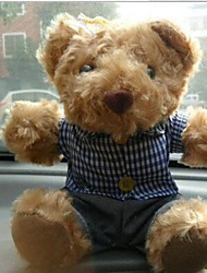 unisex a nova gravação casal vestido ursinho de brinquedo de pelúcia