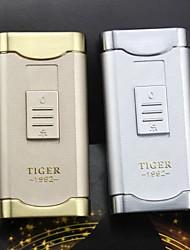 tigre arc pulsé usb cigarette charge allume-cigare