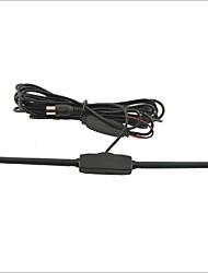 bo-0016 carro VHF-h / UHF TV digital antena ativa reforço aéreo