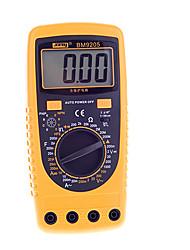 LCD digitale display multimeter multifunctionele capaciteit meter szbj bm9205