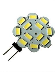 3W G4 Spot LED 12 SMD 5630 250-270LM lm Blanc Naturel DC 12 V