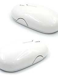2.4G Wireless Optical Mini White Mouse Mice for Win/Mac Computer PC