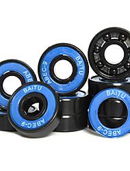 Chrome Steel Bearing for Roller Skates Shoes 20 PCS