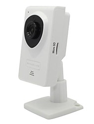 HOSAFE™ 1.0 Megapixel HD Wireless IP Camera with Micro SD Card Recording, Two Way Speak, Motion Detection