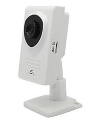 hosafe ™ 1.0 Megapixel HD drahtlose IP-Kamera mit Micro SD-Karte Aufzeichnung, zwei Weise zu sprechen, Bewegungserkennung