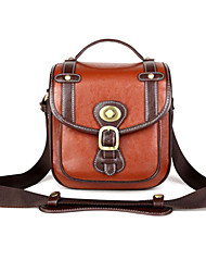 KRO 2-Reddish Brown Camera Bag for Canon 5D2 5D3 60D 7D Nikon D90 D7000 Sony PENTAX [S Size]