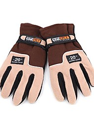 Ski Gloves Full-finger Gloves / Winter Gloves Men's Activity/ Sports Gloves Keep Warm Cycling/Bike / Ski & Snowboard WoolCycling Gloves /