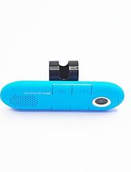 carro sem fio Bluetooth estéreo telefone viva-voz multiponto com carregador de carro (cores sortidas)