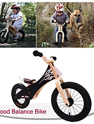 Baby Two Wheels KK™ for 2-5 Years Old Kids Baby'Toys Kids Birthday Gift Bicicleta Infantil Wooden Kid's Balance Cycling